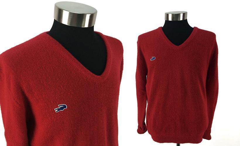 свитер из акрила