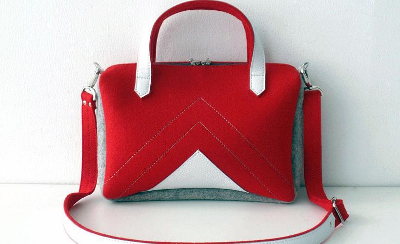 драповая сумка