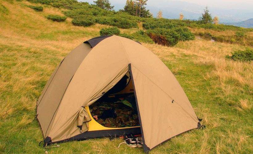 палатка из мембраны алова