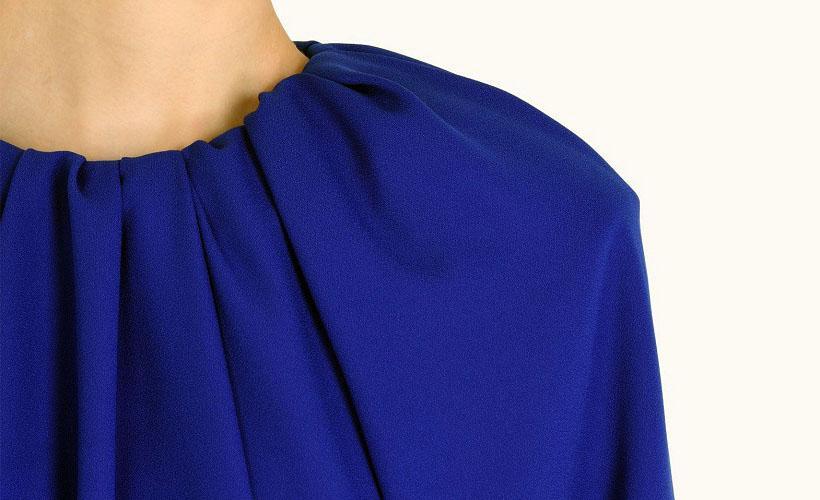 блуза ткань кади