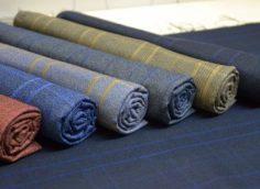 камвольные ткани