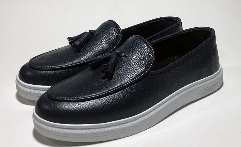 обувь кожа шевро