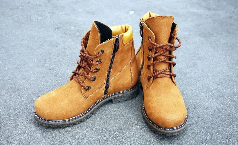 обувь нубук