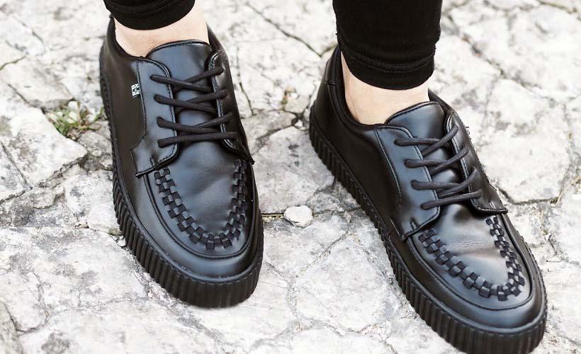 обувь веган кожа
