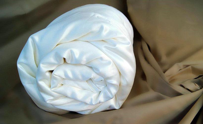 одеяло из шелка малберри