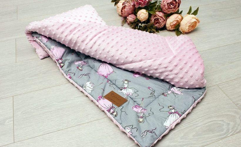 одеяло минки