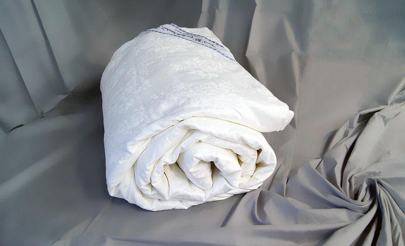 одеяло шелк тусса