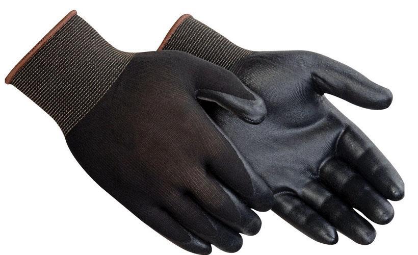 перчатки полиуретан
