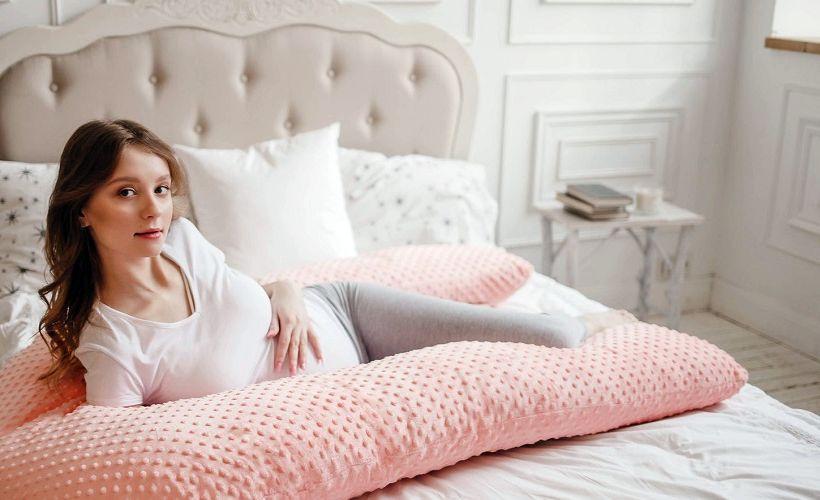 подушка minky