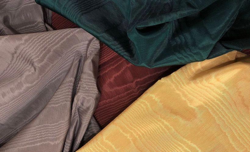 разновидности ткани муар