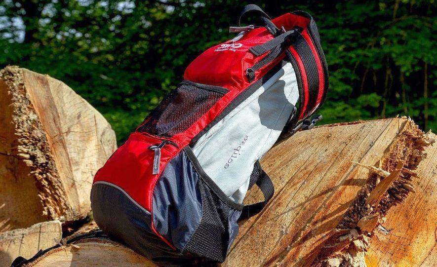 рюкзак из полиэстера