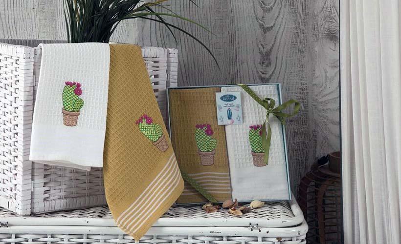 вафельные салфетки и полотенца