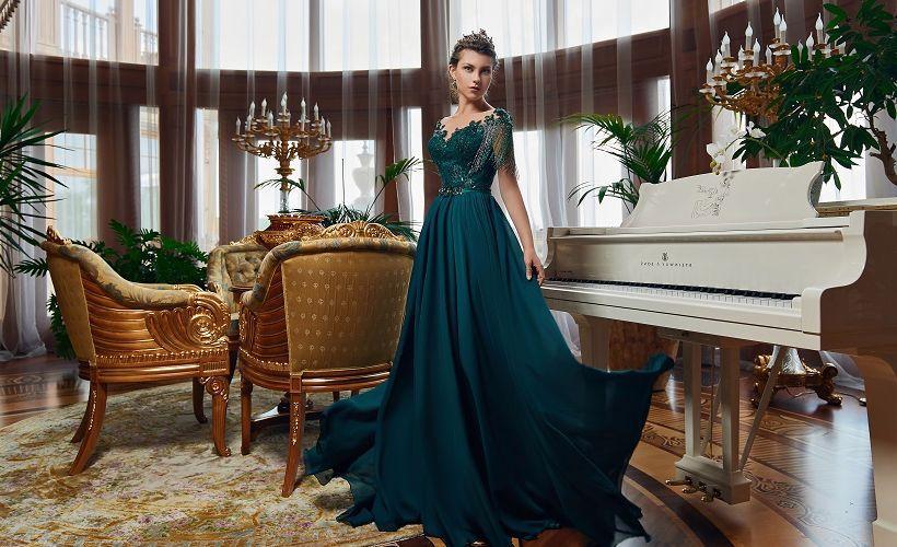 вечернее платье супер софт