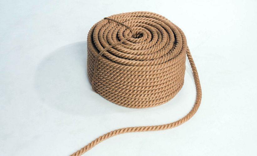 веревка из джута