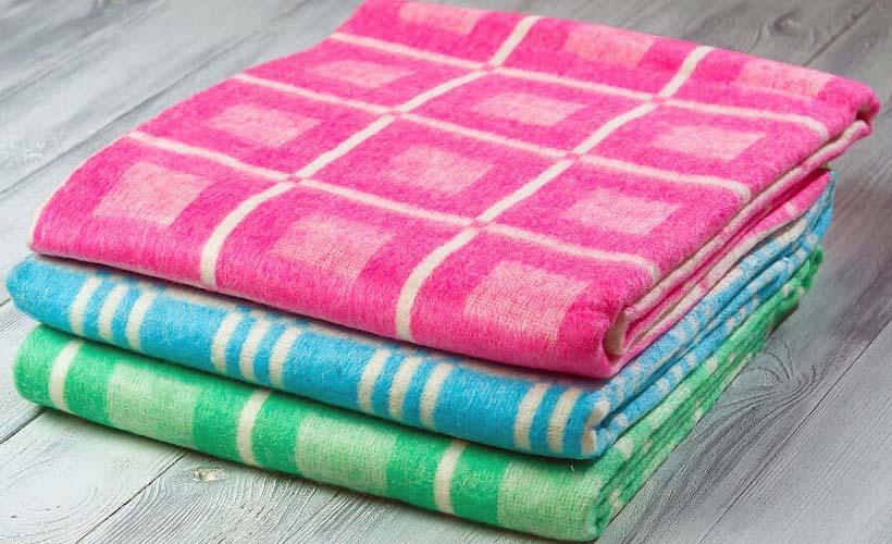 взрослое байковое одеяло