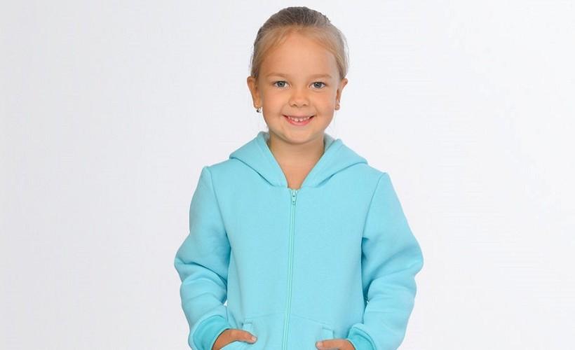 детский костюм футер 3х нитка с начесом
