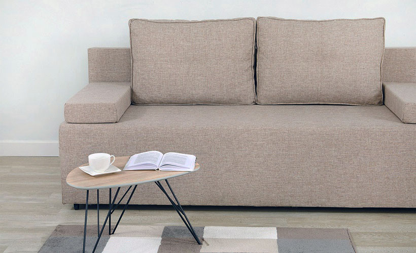 диван рогожа