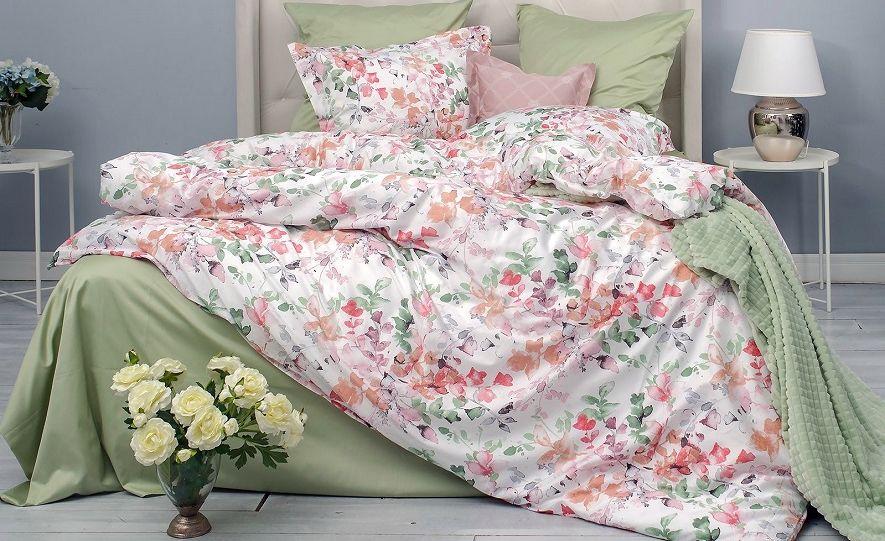 комплект постельного белья из мако сатина