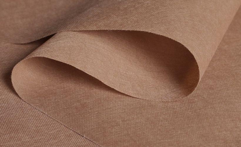 коричневый флизелин