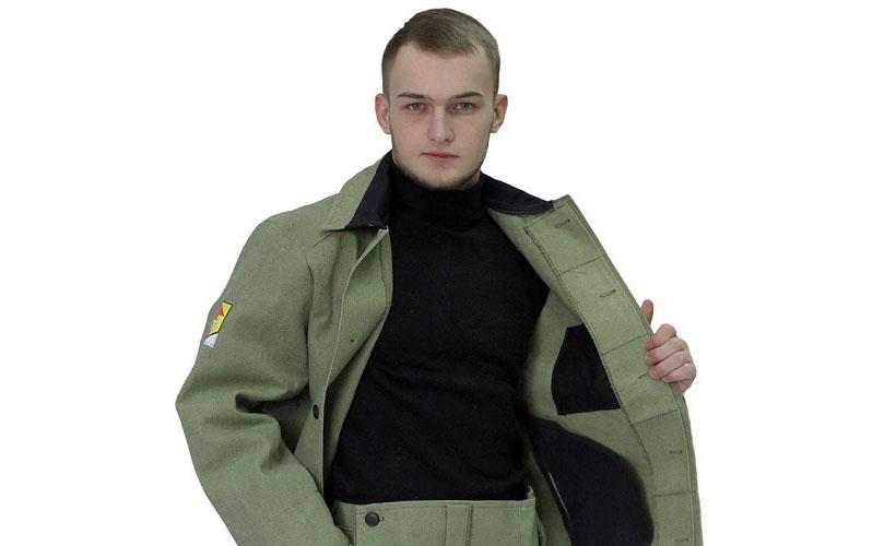костюм сварщика молескин