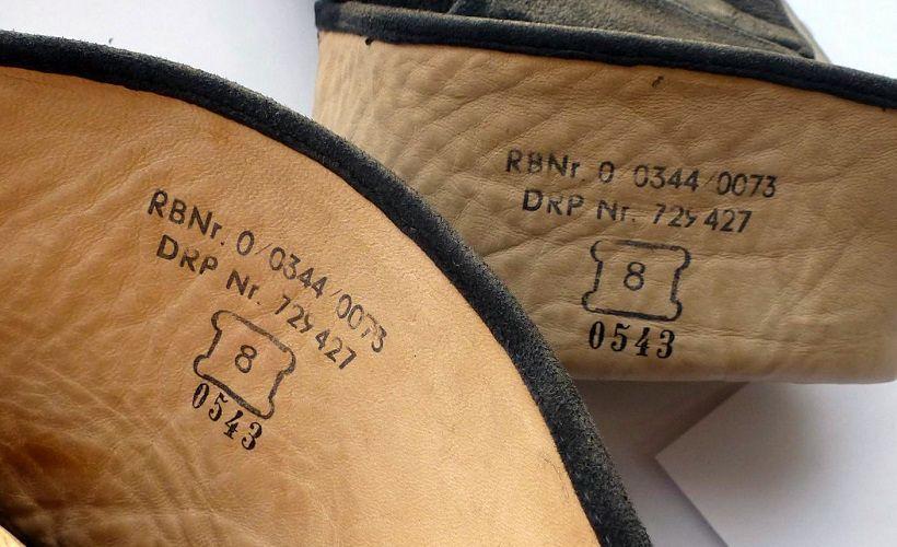 маркировка на кожаных изделиях