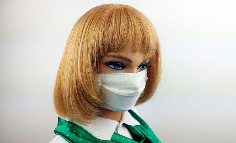 маска защитная мадаполам