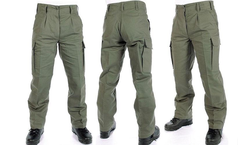 молескиновые брюки