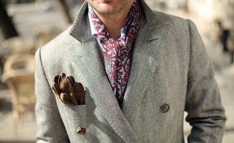 мужское пальто коверкот
