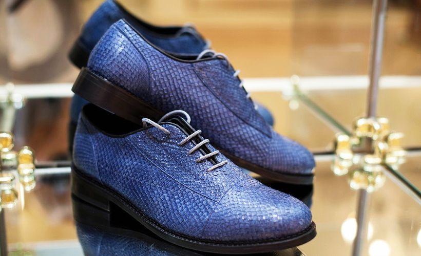 обувь из рыбьей кожи