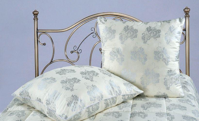 одеяло и подушки ткань тик