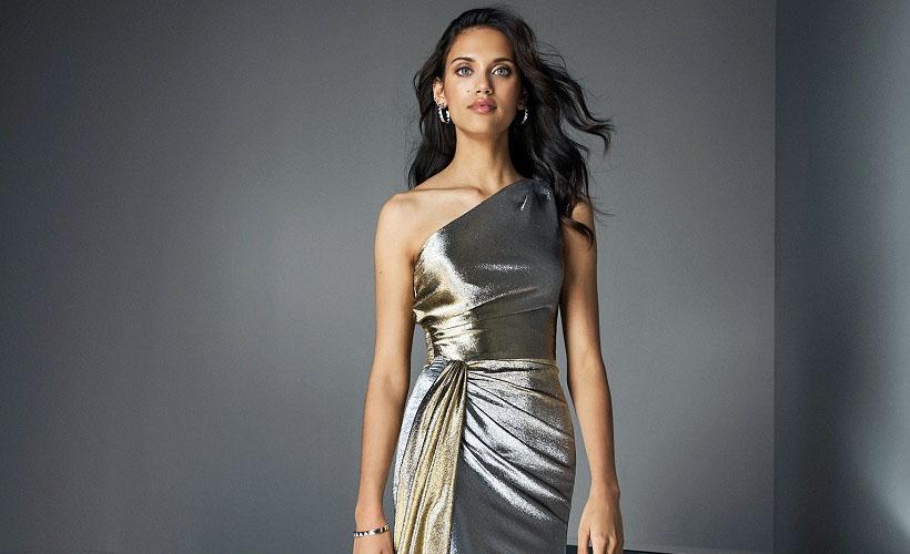 платье ткань ламе
