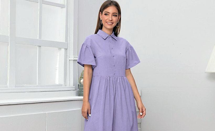 платье ткань рами