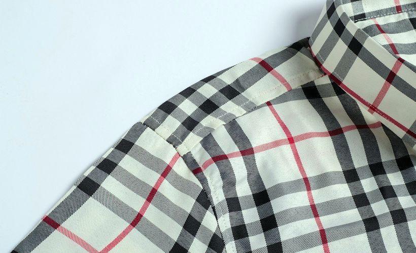 поплиновая рубашка