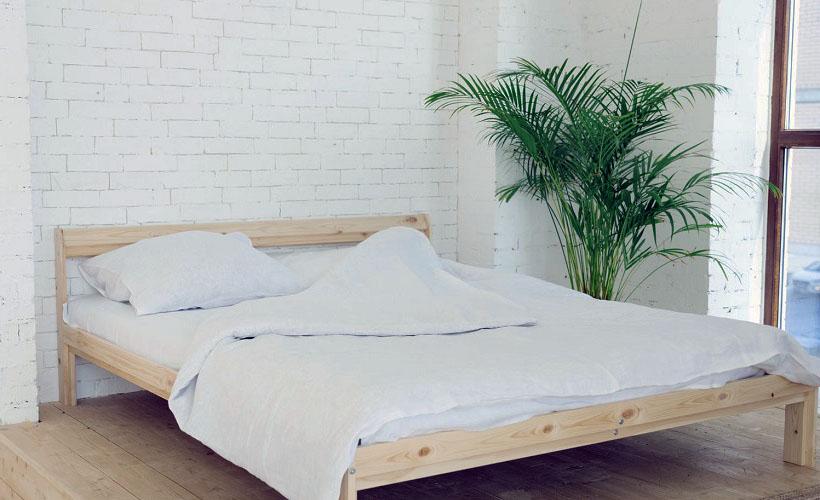 постельное белье из конопляного полотна