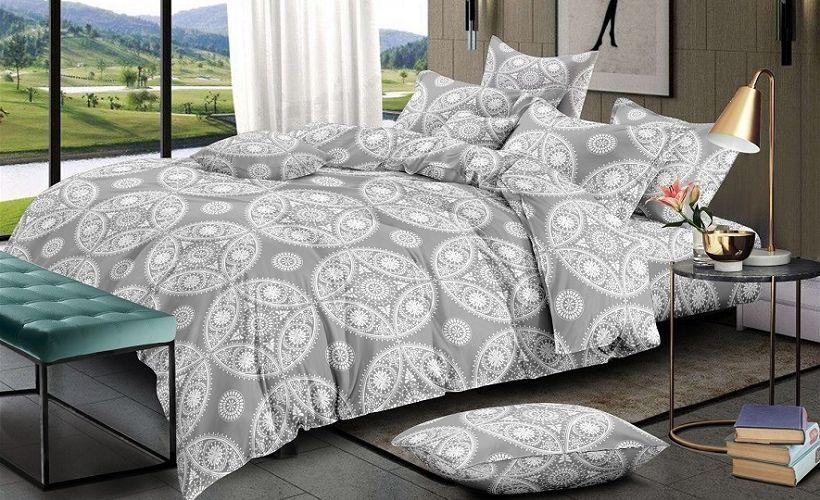 постельное белье из мако сатина фото