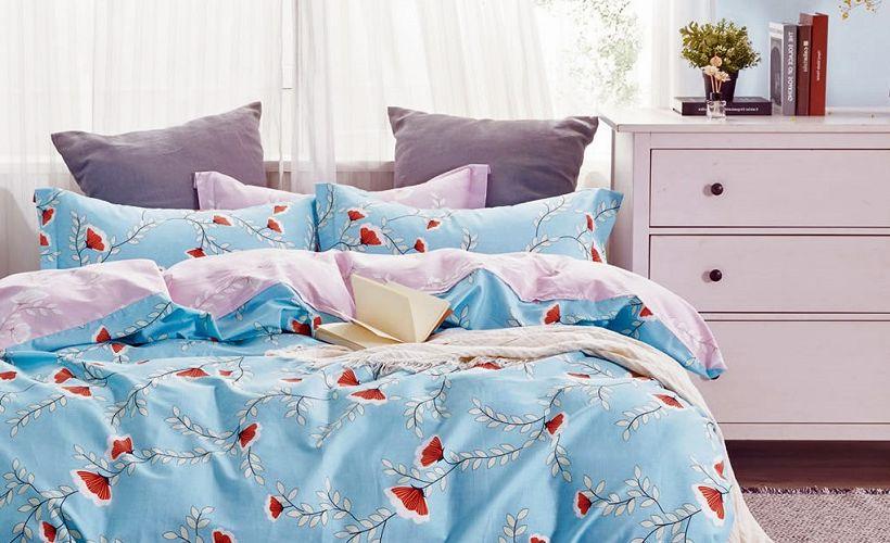 постельное белье из твил-сатина