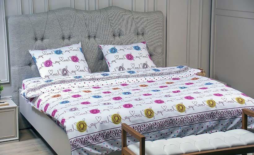 постельное белье кретон