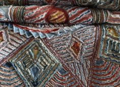 техника шитья синель