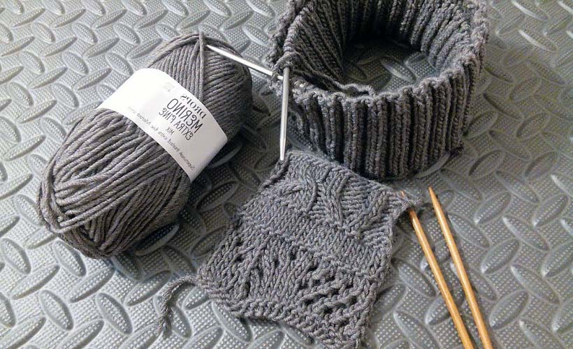 меринос экстрафайн для вязания