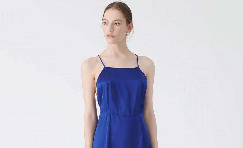 платье шелк шармез