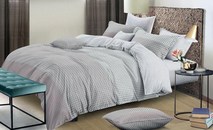 постельное белье из сатина фото