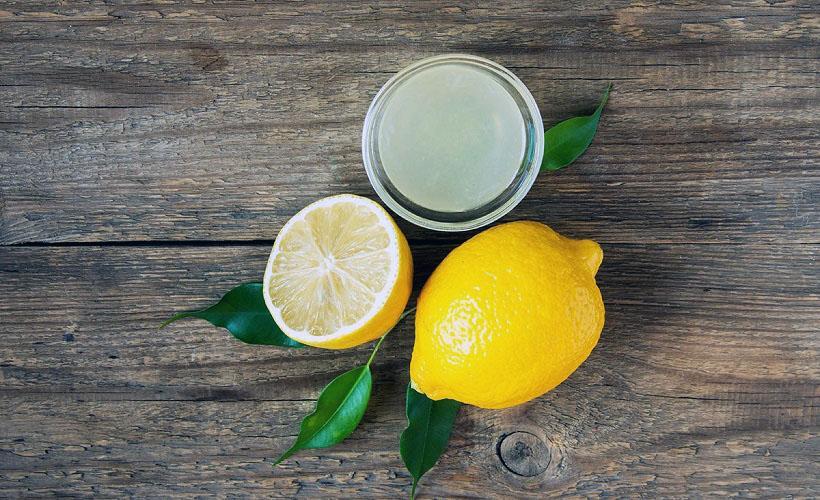 лимонный сок против плесени
