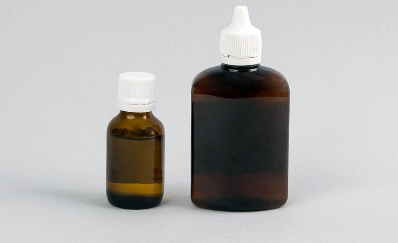 перекись водорода для удаления масла