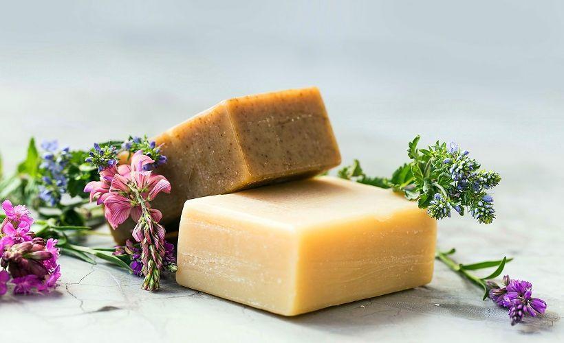 хозяйственное мыло против клея