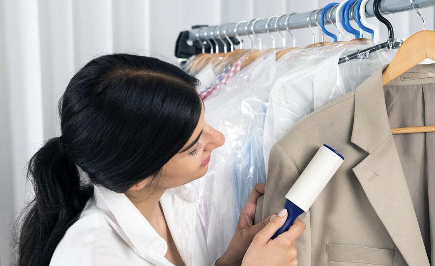как почистить пальто