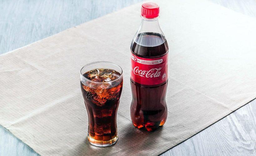 кока-кола против смолы