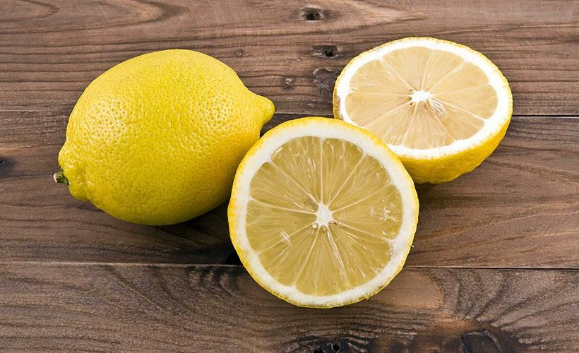 лимон против шоколада