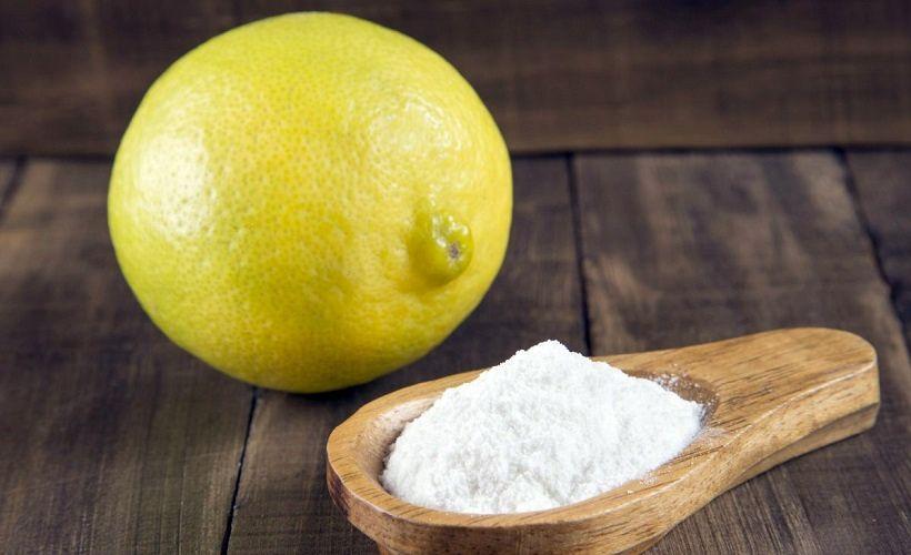 лимонная кислота для отбеливания тюля