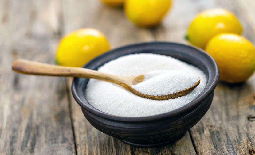 лимонная кислота для отбеливания вещей