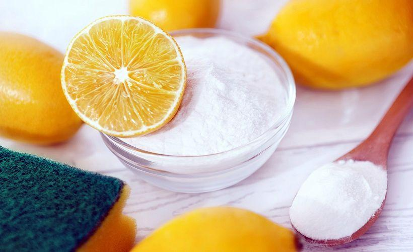 лимонная кислота против ржавчины